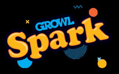 GROWL SPARK LP Logo